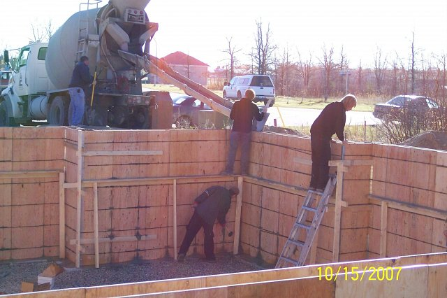 house-basement-walls-pouring-concrete-truck